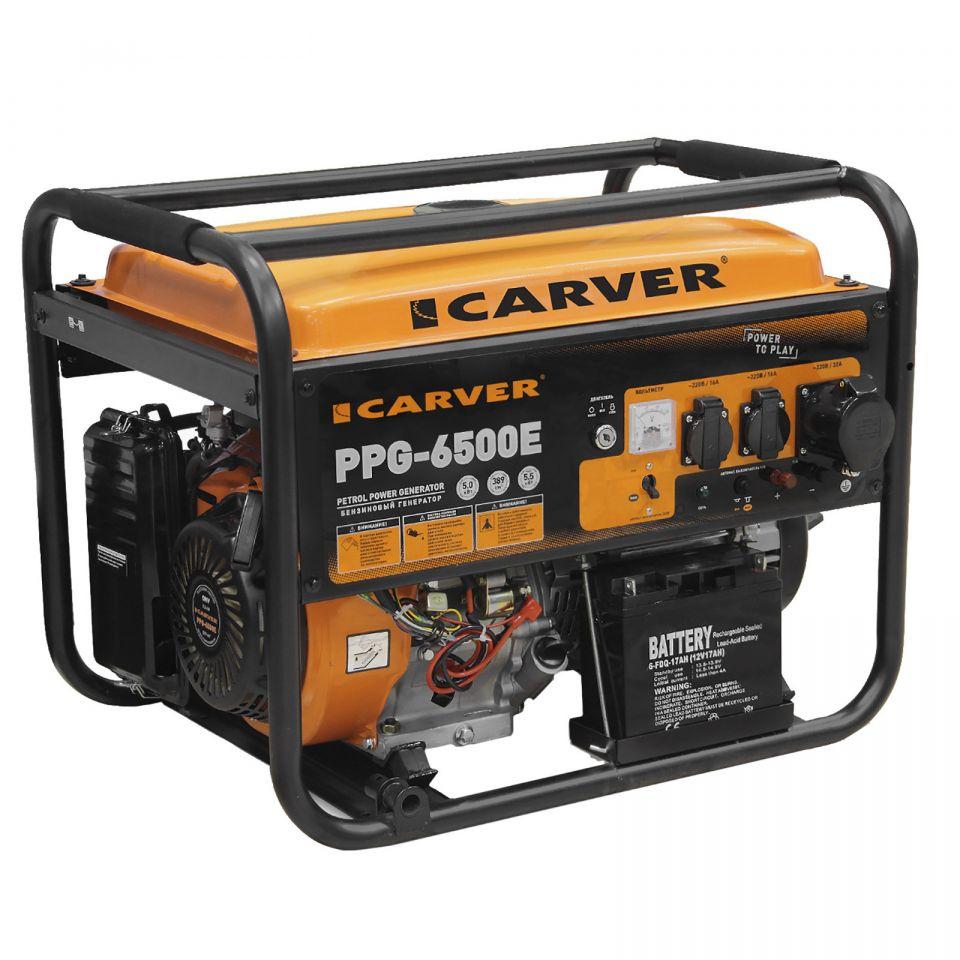 Генератор Carver PPG-6500E
