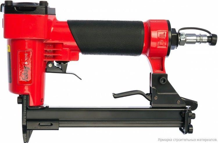 Пистолет скобозабивной S1216 FUBAG