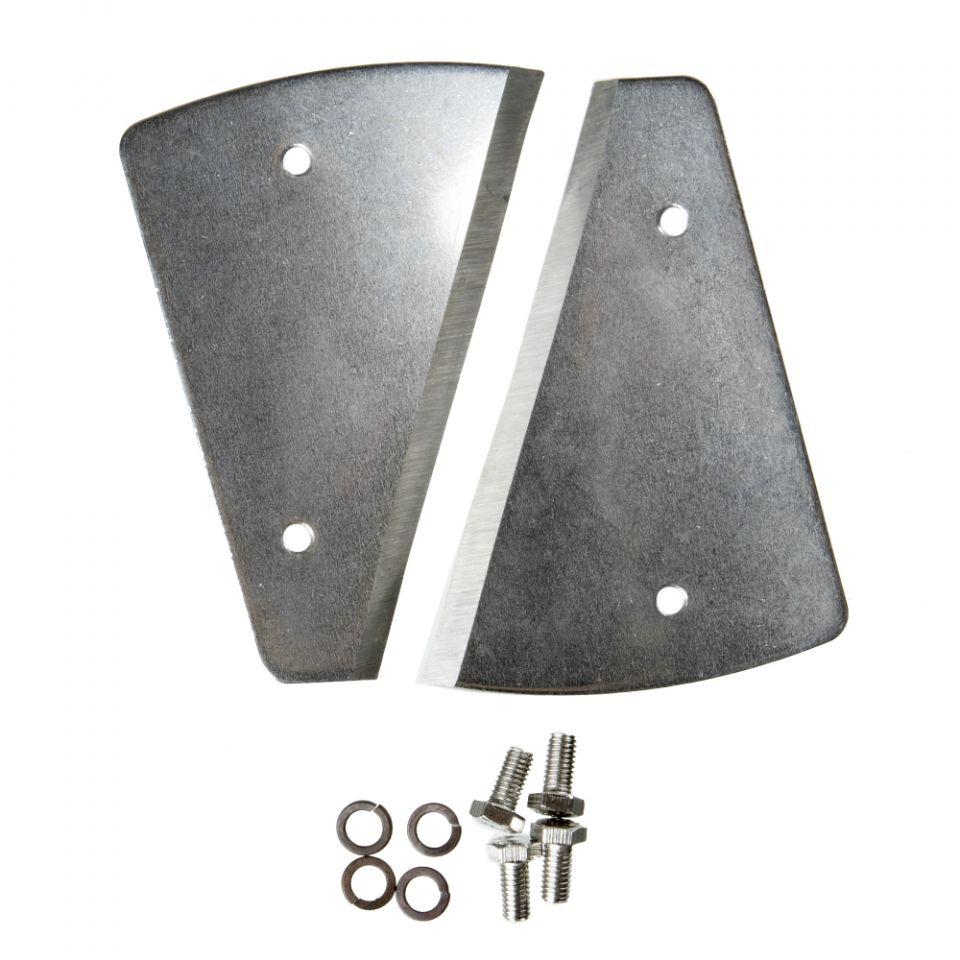 Ножи сменные 150мм шнека для льда (комп.)