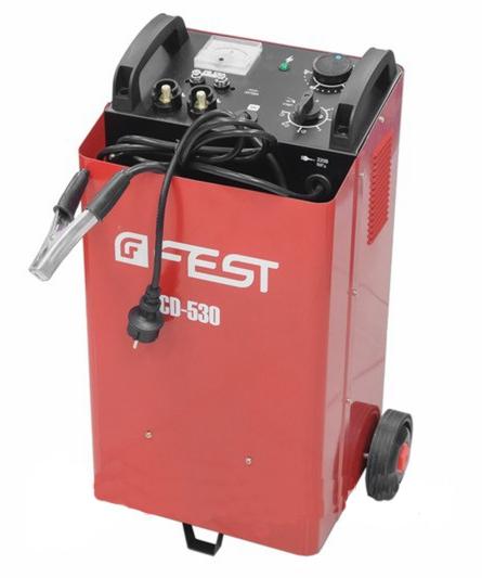 Устройство пуско-зарядное FEST CD-530 ( 20-800 A*ч)