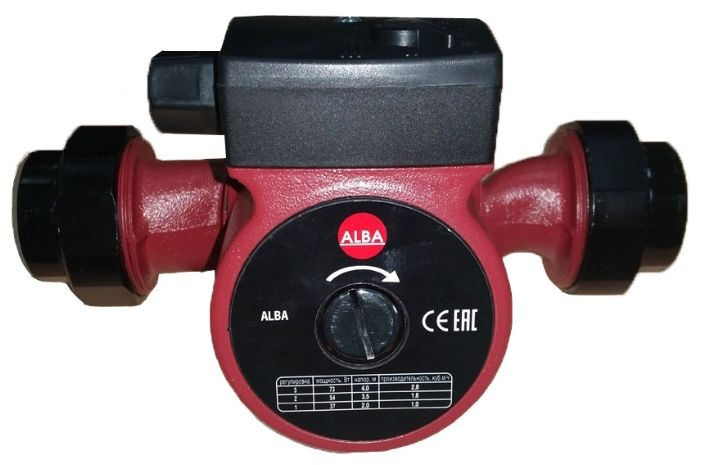 Циркуляционный насос ALBA 32/4-180