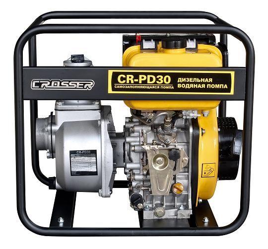 Мотопомпа Crosser CR-PD 30