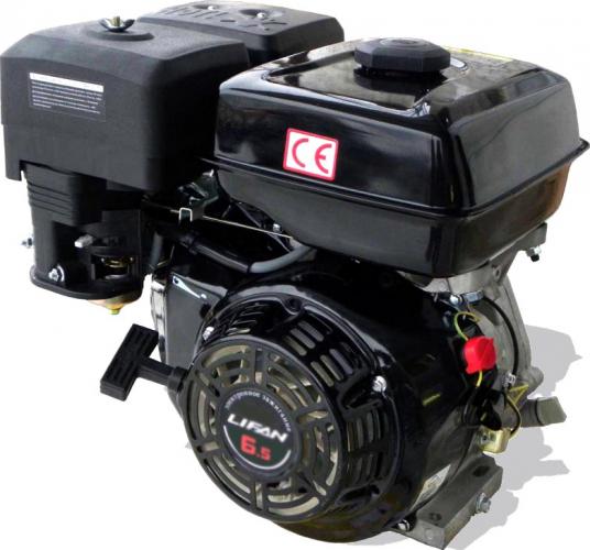 Двигатель LIFAN 168 F2, 6,5 л.с (д. вала 19 мм)